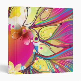 Abstract Art 60 Binder