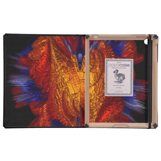 Abstract Art 66 DODO iPad Folio Cases