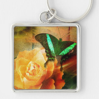 Abstract Art 73 Keychains