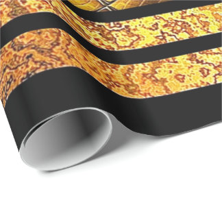 Abstract Art 76 Wrapping Paper