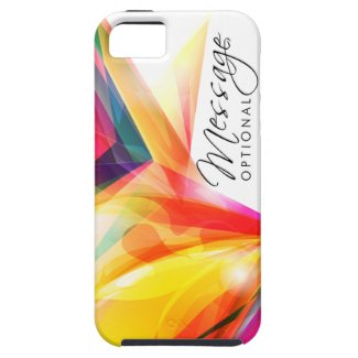 Abstract Art 7 Case-Mate Case iPhone 5 Cover