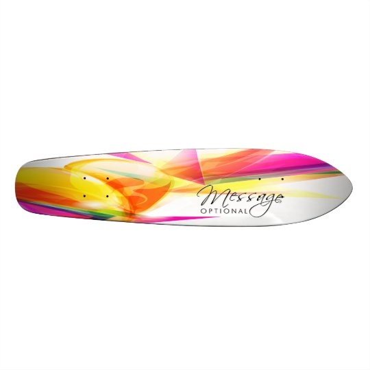 Abstract Art 7 Skateboard