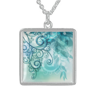 Abstract Art 90 Necklace
