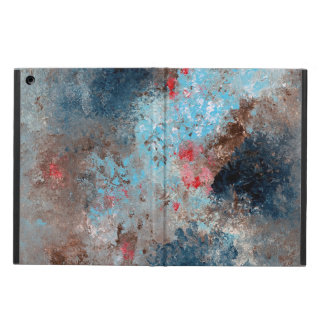 Abstract Art - Absence Cover For iPad Air