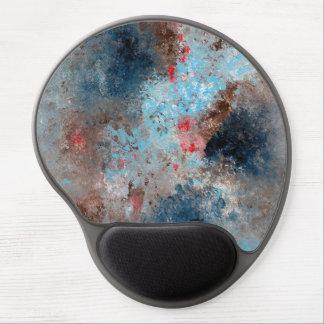 Abstract Art - Absence Gel Mouse Mats