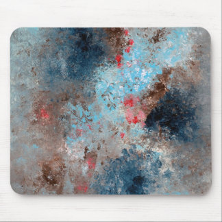 Abstract Art - Absence Mousepad