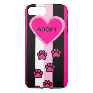 Abstract Art Adopt a Pet Design I pHone Case