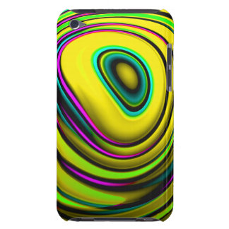 Abstract Art and Design Barely There iPod Cover