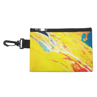 Abstract Art Accessory Bags