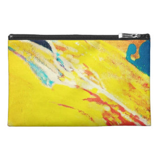 Abstract Art Travel Accessories Bags