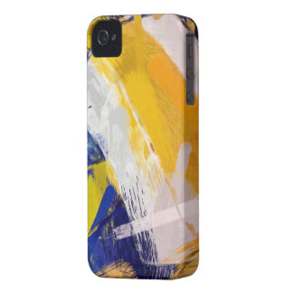 Abstract Art Beach Volleyball Case-Mate iPhone 4 Cases
