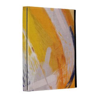 Abstract Art Beach Volleyball iPad Folio Covers
