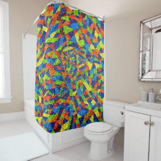Bright Colors Shower Curtains Zazzle