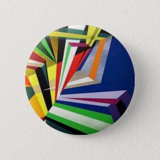 Abstract Art Button