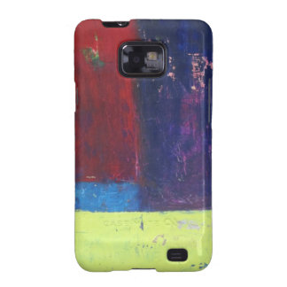 Abstract Art by Zooberhood Galaxy SII Cover