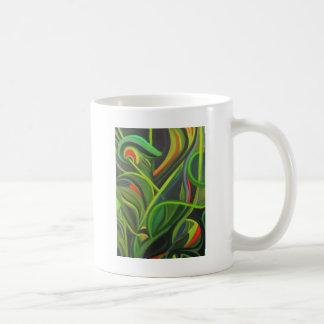 Abstract Art by Zooberhood Coffee Mug