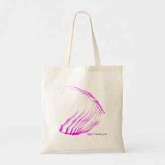 Abstract Art Canvas Bag