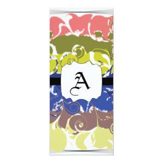 Abstract Art Card