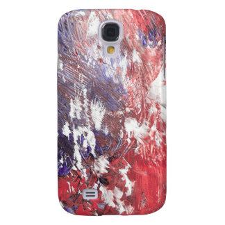 abstract art samsung galaxy s4 case