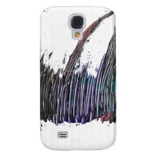 abstract art galaxy s4 covers