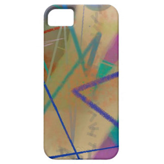 Abstract Art Case-Mate iPhone 5 Barely There Unive