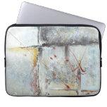 Abstract Art - Celesfina Laptop Computer Sleeve