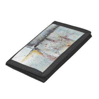 Abstract Art - Celesfina Trifold Wallet