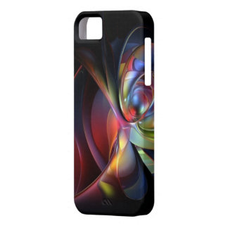 Abstract Art ( Chaos Spectrum )  Iphone 4 Case