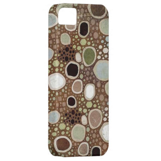 Abstract Art Circles iphone 5 case