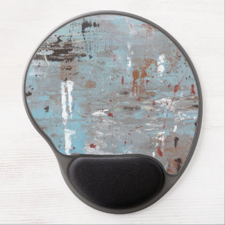 Abstract Art - City of Souls Gel Mouse Pad