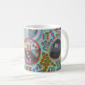 "Abstract Art Classic Designer Mug ""Blackhole"""