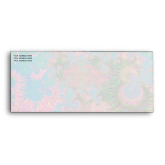 Abstract Art Corals Envelope