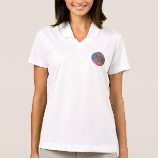 Abstract Art Corals Polo Shirt