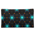 Abstract Art Cosmetic Bags