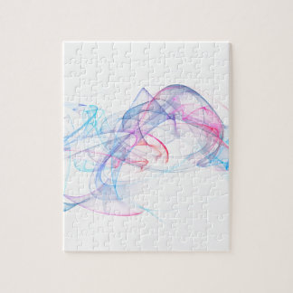 Abstract art design jigsaw puzzle