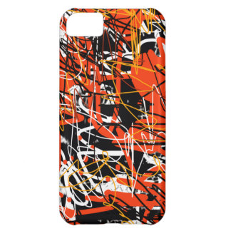 abstract art digital painting iPhone 5C case