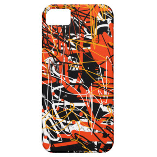 abstract art digital painting iPhone SE/5/5s case