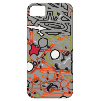 abstract art - digital painting iPhone SE/5/5s case
