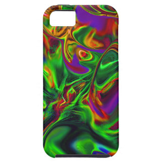 Abstract Art Dragon iPhone 5 Covers