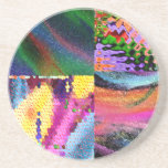 Abstract Art Drink Coaster