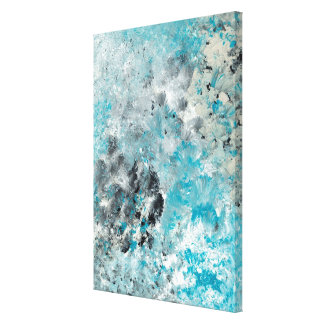 Abstract Art - Elysium Canvas Print