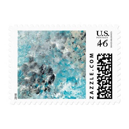 Abstract Art - Elysium Postage