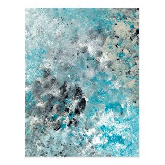 Abstract Art - Elysium Postcard