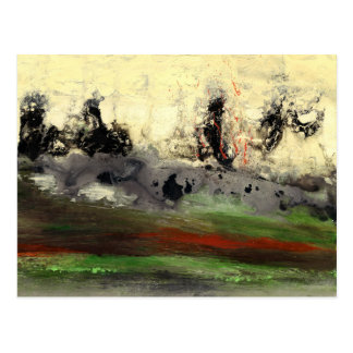 Abstract Art - Enigma Postcard