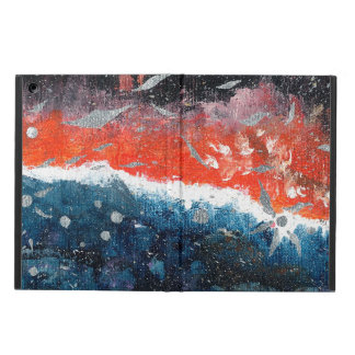 Abstract Art - Equilibrium iPad Air Cover