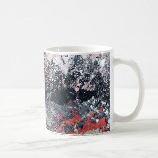 Abstract Art - Festive Dance Coffee Mug