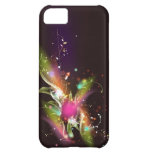 Abstract Art ( Floral ) Iphone 4 Case