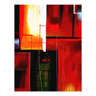 Abstract Art Flyer