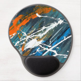 Abstract Art - Forward To You Gel Mouse Mat