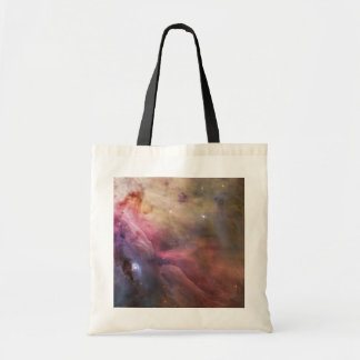 Abstract Art Found in the Orion Nebula Canvas Bag